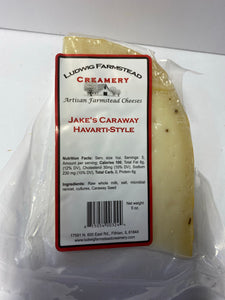 James's Caraway Harvarti-Style 5oz
