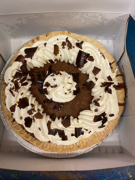 French Silk 9in Pie
