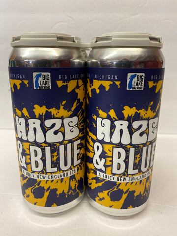Haze & Blue 4pack