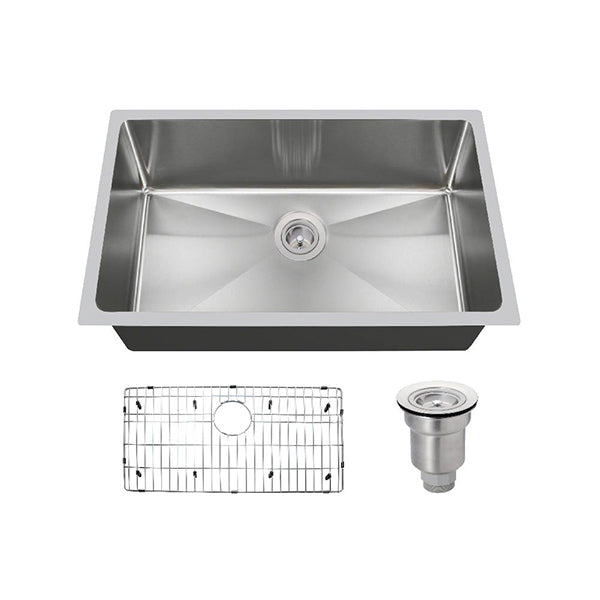 The Polaris PS0213 Undermount Kitchen Sink Ensemble