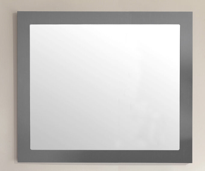 "Fully Framed 36"" Bathroom Mirror"