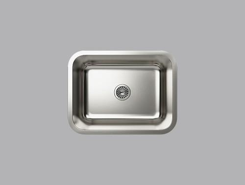 Cantrio Koncepts KSS-516 Single Basin Undermount Kitchen Sink