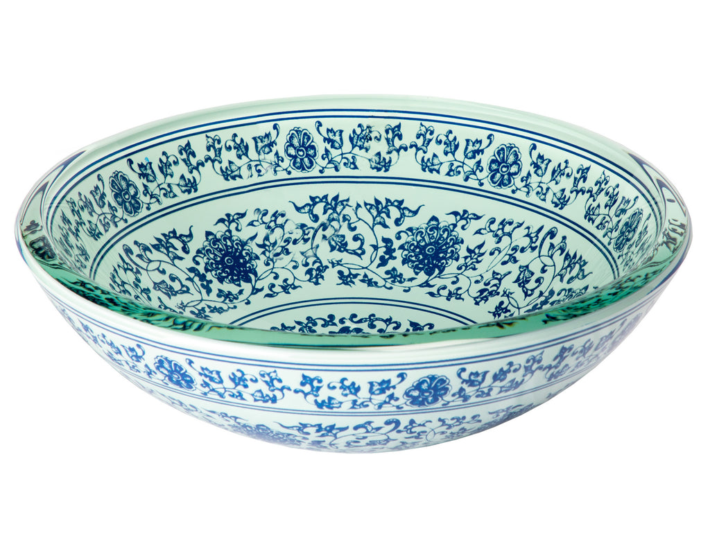 Ming Dynasty Glass Vessel Sink