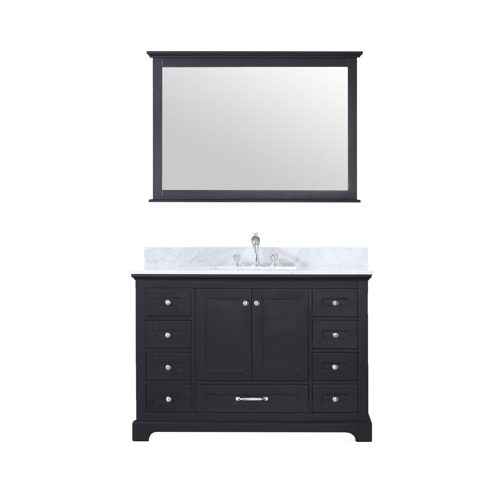 "Dukes 48"" Espresso Single Bathroom Vanity"