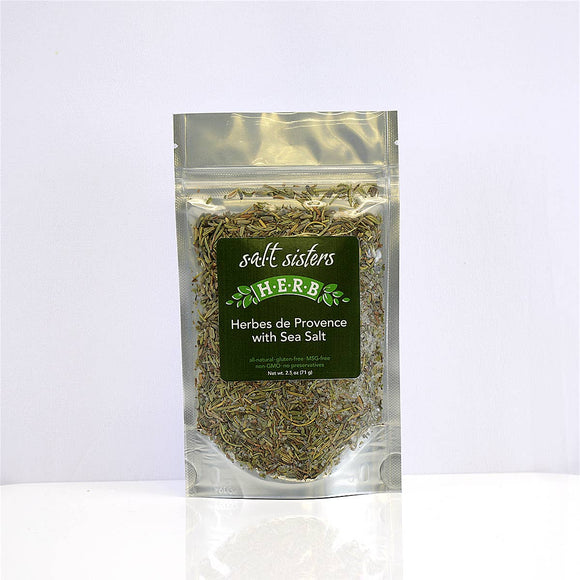 Herbes De Provence With Sea Salt