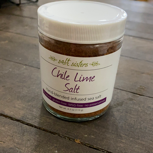 Chile lime salt