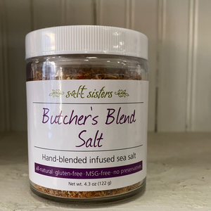 Butchers blend sea salt
