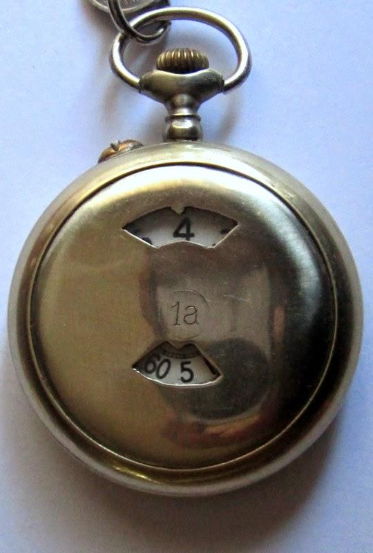 The first digital pocket watch