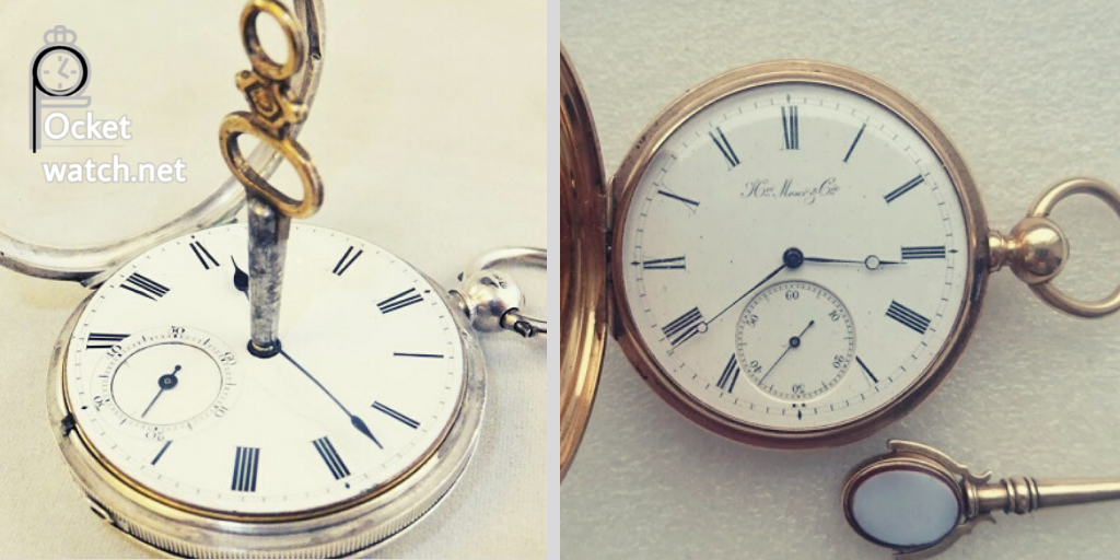pocket watch accessories pictures