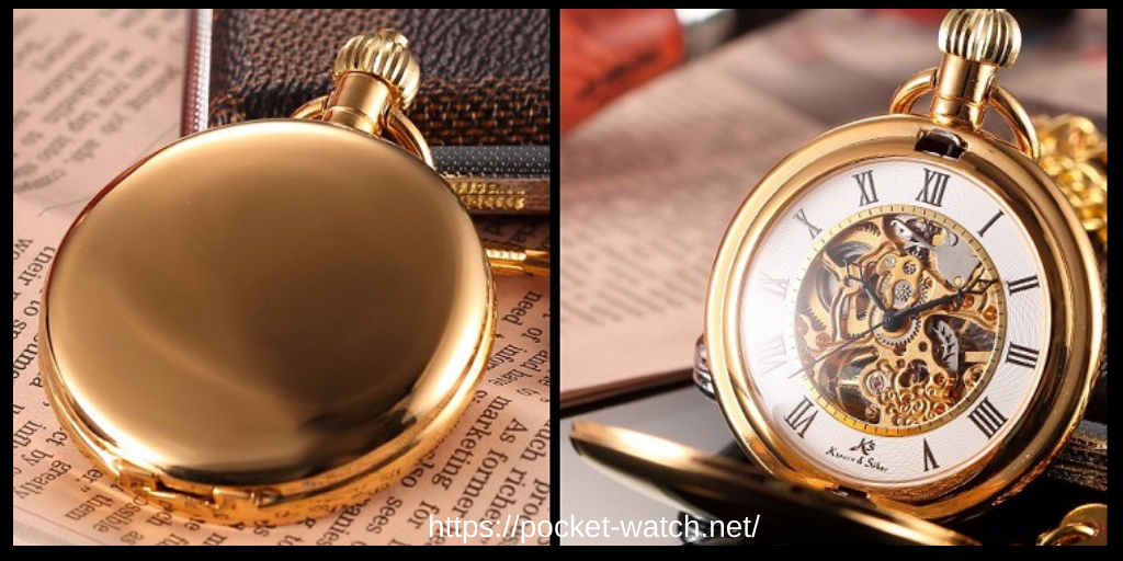 Hunter case Pocket Watch Pictures