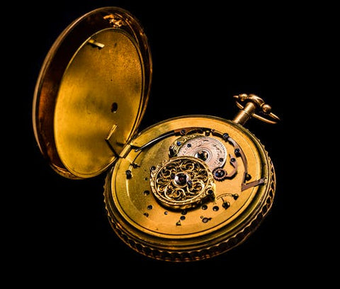 Identify the manufacturers of Antique Pocket watch