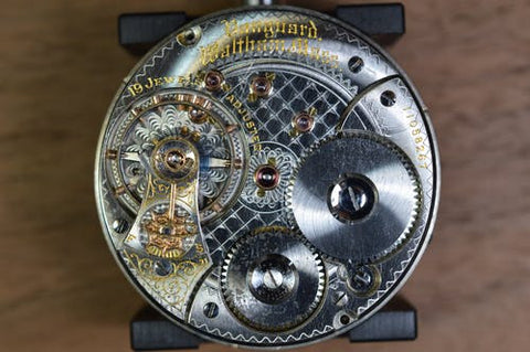 Identifying the Watch Movements