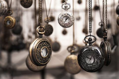 Identify the Type of Antique Pocket Watch