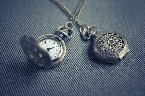 Comparing the models of Antique pocket watch