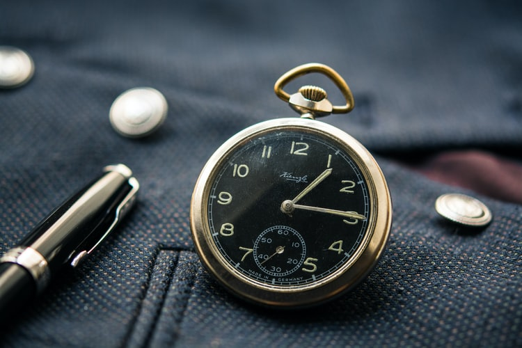 How to buy a pocket watch in 2021