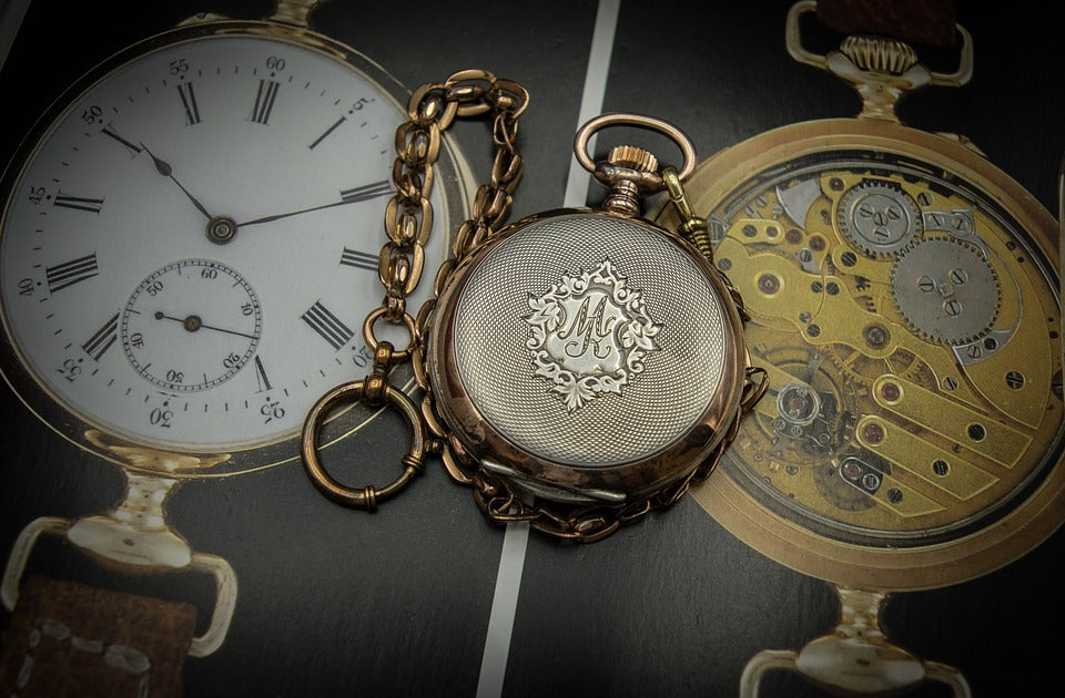 How To Wind Up Your Pocket Watch