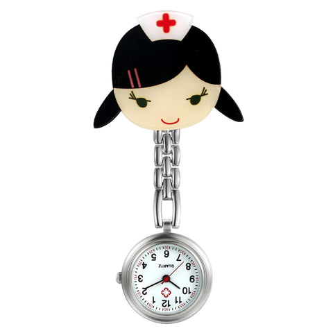 Nurse Watch - Doctor Pin Watch - Pocket Watch Net