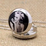 Pendant Watch - Marilyn - Pocket Watch Net