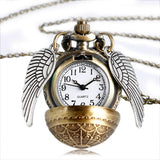 Pendant Watch - Quidditch - Pocket Watch Net