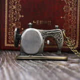 Pendant Watch - Singer - Pocket Watch Net