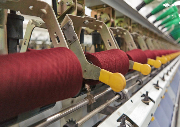 Meet the Makers: Sustainable Fabric Production at Riopele