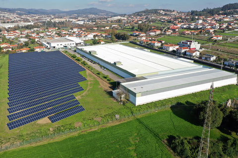 Riopele's Solar Park for the Photovoltic Energy