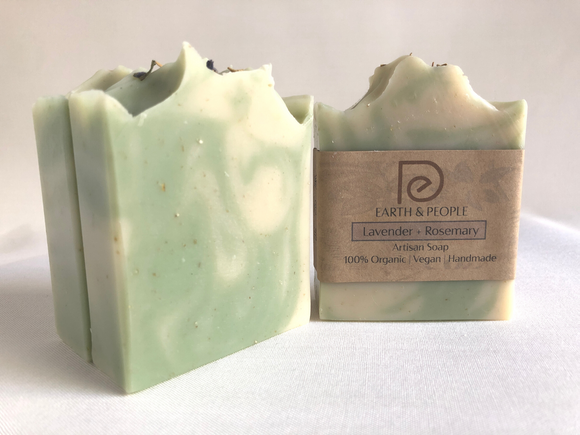 LAVENDER & ROSEMARY - BAR SOAP