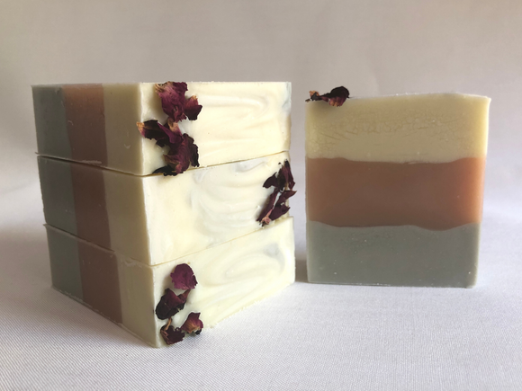 ROSE OIL - BAR SOAP