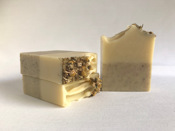 ALOE & CHAMOMILE - BAR SOAP