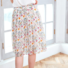 Load image into Gallery viewer, DONA - Floral Midi Skirt