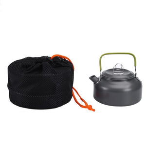 Ultra-Light Portable Survival Cooking Set