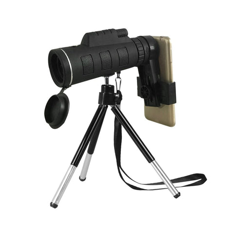 40X60 HD Wide Angle Night Vision Monocular Telescope