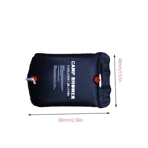 Image of Survival Portable Shower Bag