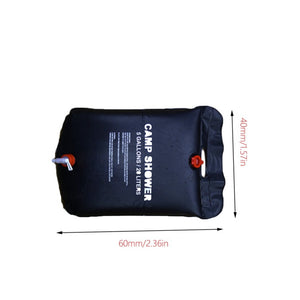 Survival Portable Shower Bag