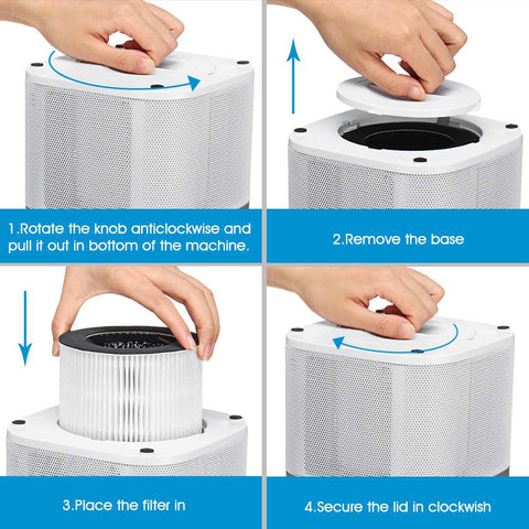 Image of Home Air Purifier