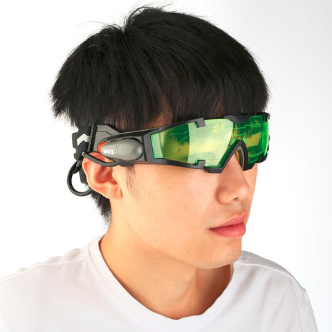 Tactical Night Vision Green Goggles