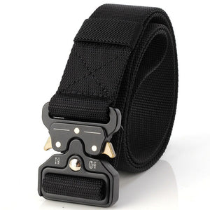 Highly Durable Army Style Tactical Belt