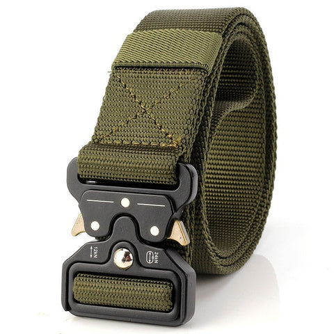 Image of Highly Durable Army Style Tactical Belt