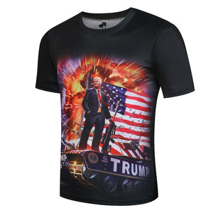 Triumphant Trump T-Shirts