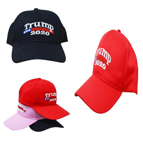 Image of Trump 2020 Baseball Caps
