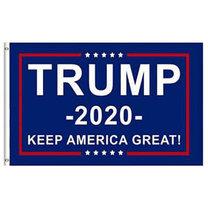 Support Trump 2020 Election Flags
