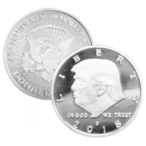 President Donald J. Trump Collectible Coins