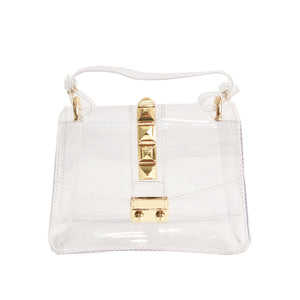 the aspen - be clear handbags