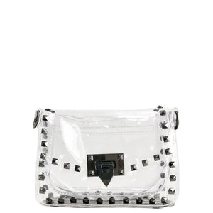 the everly - be clear handbags