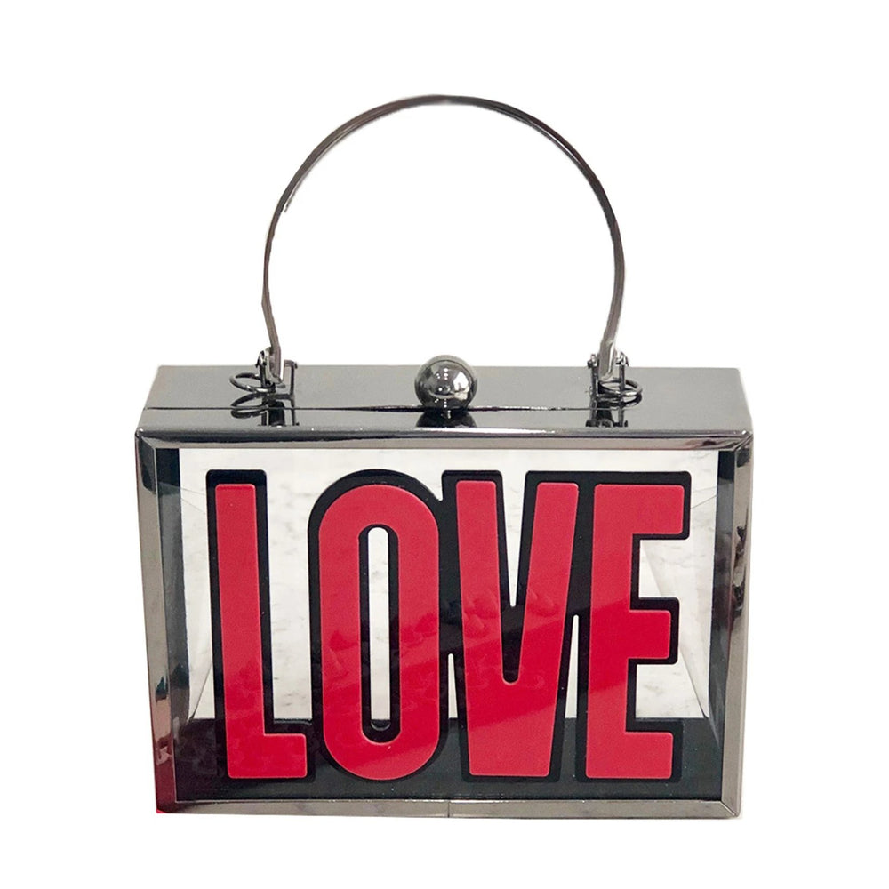Love Bag - LIMITED EDITION - be clear handbags