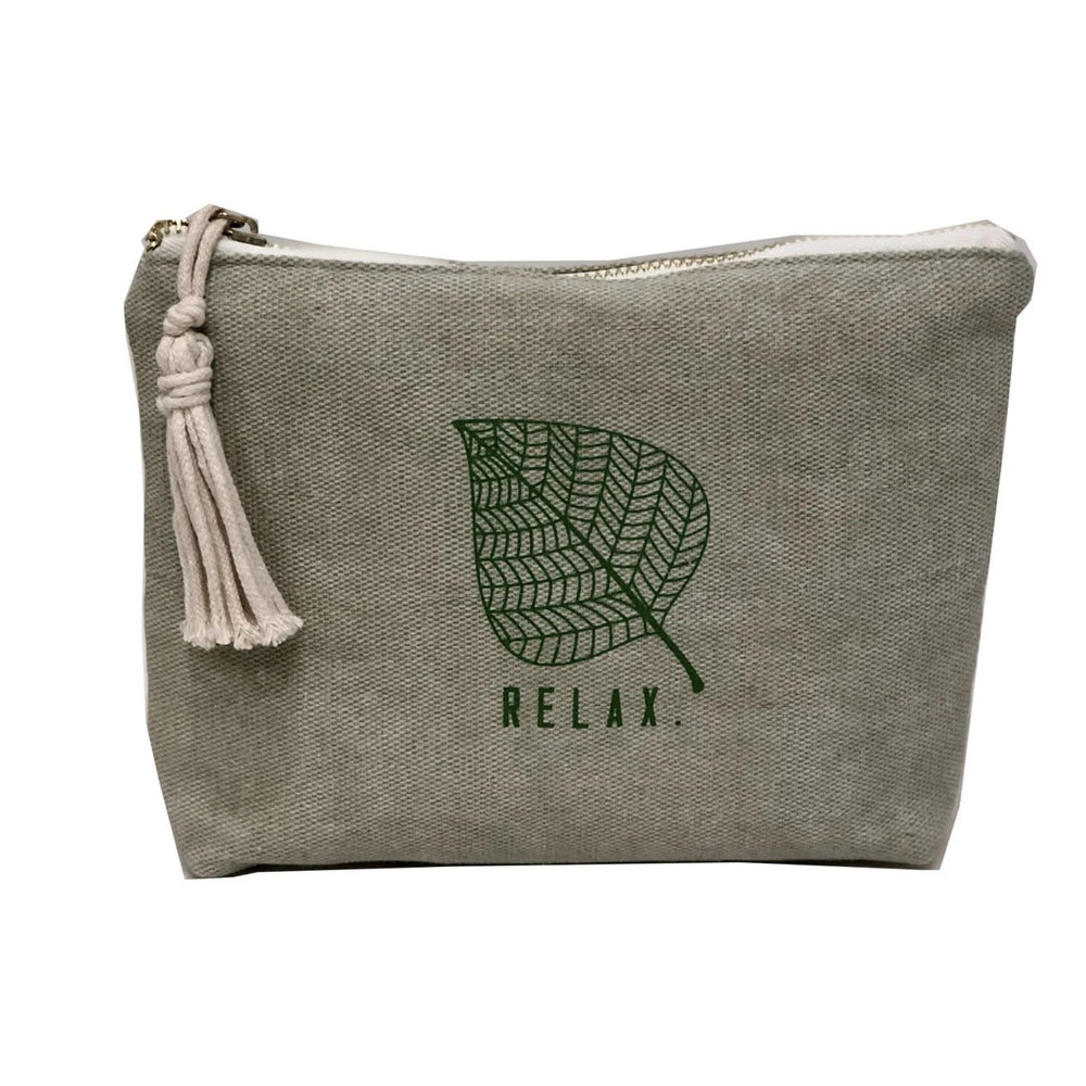 relax pouch - be clear handbags