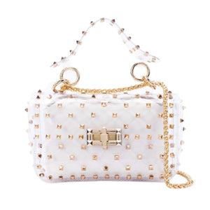 the soho - be clear handbags