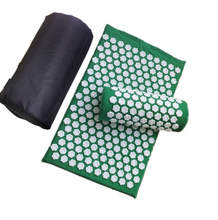 Load image into Gallery viewer, Fleur De Lotus® : Relax your back with the Acupressure Mat and Pillow Set
