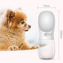 Load image into Gallery viewer, Thirstydog® : portable dog water bottle