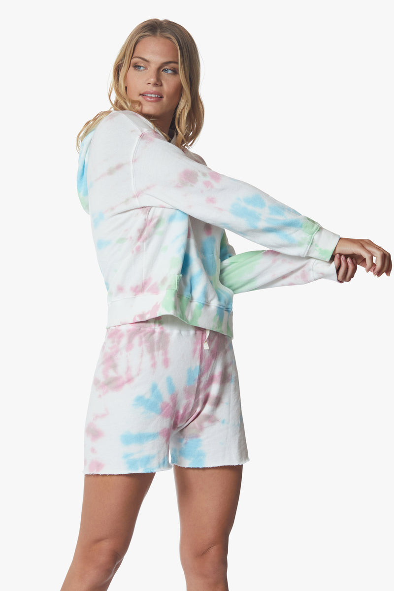 Jenny Shorts, Tie Dye - With Love, MILA